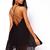 2014 Sexy Chiffon Loose Asymmetrical Falbala Dress : KissChic.com