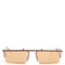 X adam selman the flex sunglasses | le specs | matchesfashion.com us