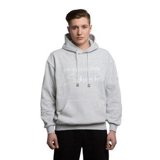 sweater hoodie hooded sweater grey hoodie basic hoodie menswear streetwear streetstyle basic mens hoodie