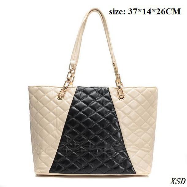 fcb9fbaa8f3b bag, handbag, chanel, apricot, fashion bags, trendy bags - Wheretoget