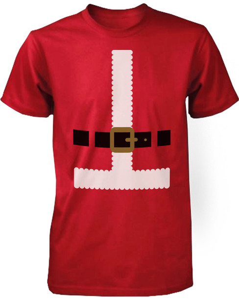 Shirt: menswear, guys, t-shirt, t-shirt, red tshirt, red shirts ...