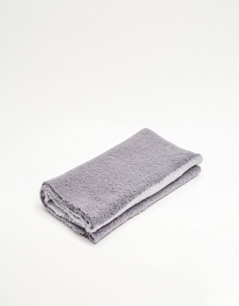 scarf pull and bear soft winter scarf grey scarf grey colorblock accessories unisex cozy comfy