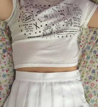 shirt t-shirt short white t shirt with words t shirt with aquote crop tops