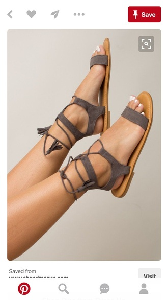 shoes tie up