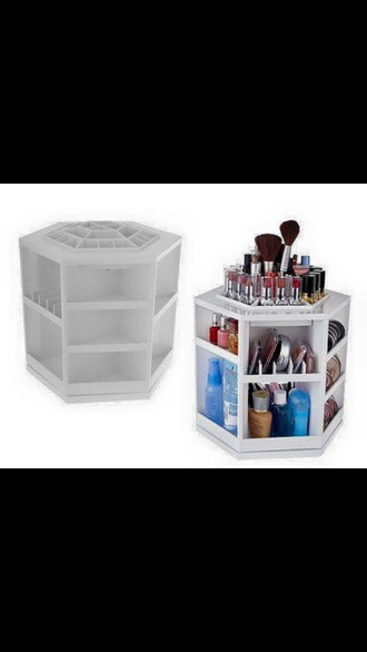 home accessory make-up makeup bag organizer beauty organizer