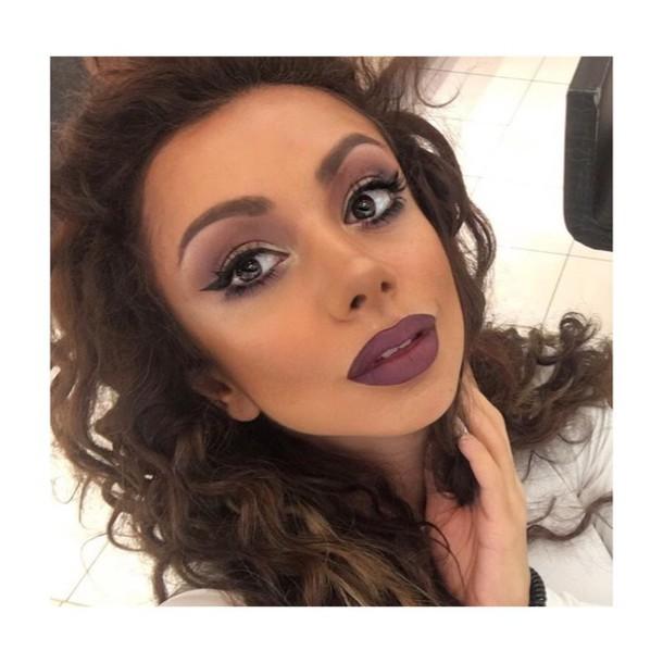 Make Up Lipstick Kylie Jenner Lips Mac Lipstick Dark