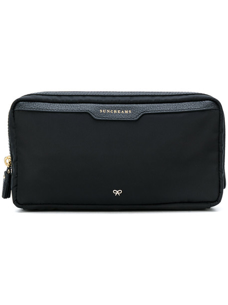 Anya Hindmarch women bag black