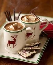 jewels,mug,holiday season,deer,holiday home decor