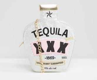bag tequila chain bag