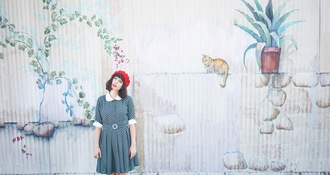 a fashion nerd blogger dress shoes grey dress