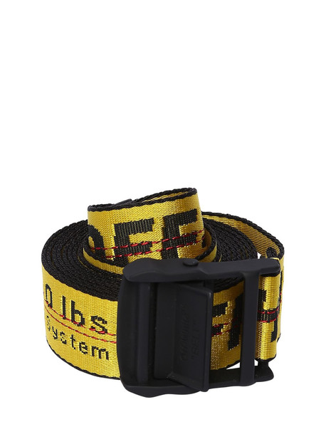 mini belt yellow