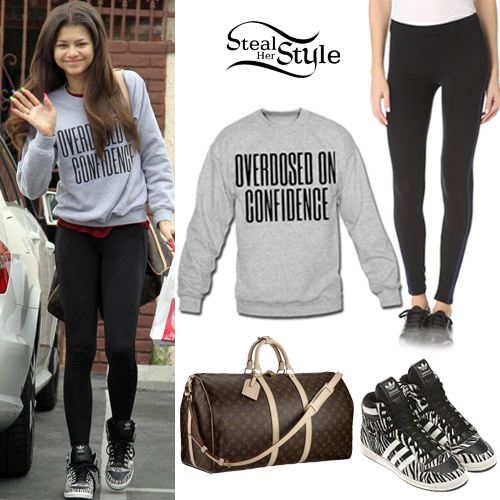 Zendaya Coleman's Clothes & Outfits | Steal Her Style | Page 11