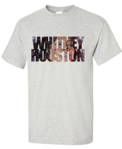 shirt whitney houston i will always love you