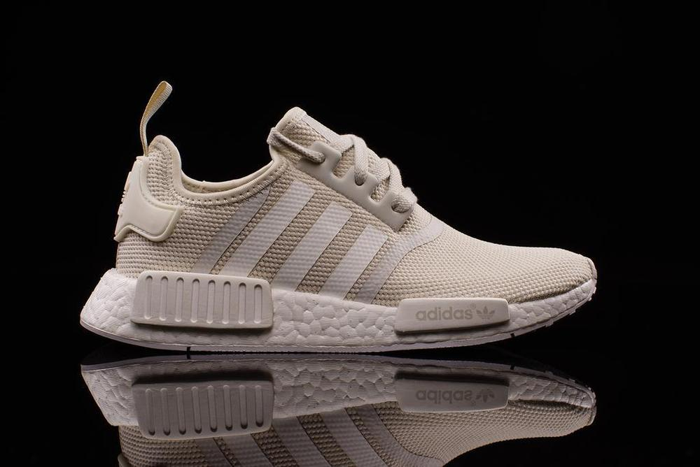 a23cbc2f8f3d5 Wmns Adidas NMD Nomad Runner Talc Cream S76007 NMD R1 W ...