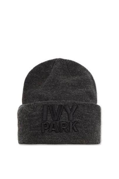 Topshop beanie grey hat