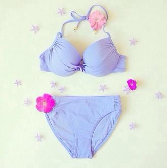 swimwear lavender