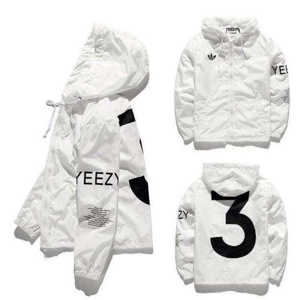 foto Kanye West x Adidas Yeezy Season 1 Lookbook