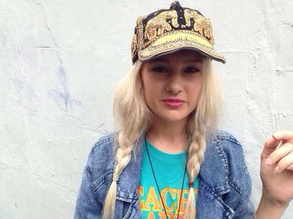 hat hippie elephant cap hipster indie pattern