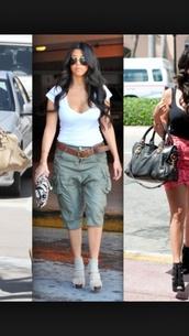 pants,khaki pants,relaxed,casual,kourtney kardashian