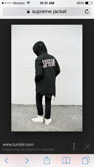 jacket supreme