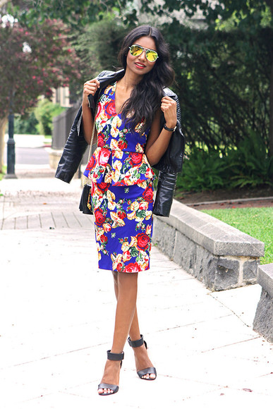 tuolomee top skirt shoes sunglasses jacket