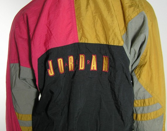 Gear: Air Jordan VII Windbreaker Jacket | Jordans Daily - Michael ...