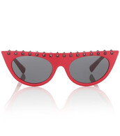 sunglasses,red