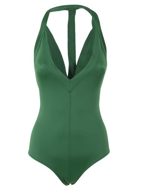 Valentino green swimwear