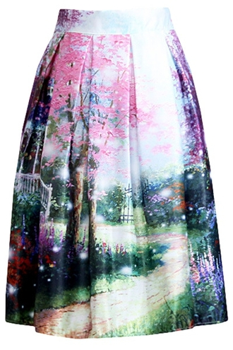 skirt scenery orange shirt with scenery pattern scenery print a line a-line dresses a line skirt printed skirt midi skirt pink kawaii grunge cute tumblr printed midi skirt casual casual outfits summer summer collection summer style hipster vintage pretty girly style hippie girl cool nature beautiful zaful soft grunge soft grunge skirt pastel goth spring pale kawaii skirt kawaii grunge asian fashion japanese fashion tumblr clothes swing skirt vintage skirt 50s style vintage swing skirts high waisted high waisted skirts peacock dress peacock peacocks print black floral print kitten print