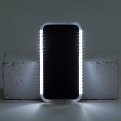 Selfie Light-Up iPhone 6 Case - Black