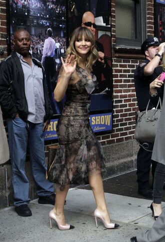 sheer dress katharine mcphee marchesa