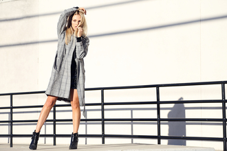 coat sweater shoes skirt jewels cheyenne meets chanel