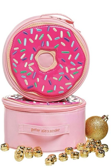 donut bag peter alexander luggage case