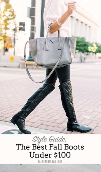 lauren conrad blogger jeans