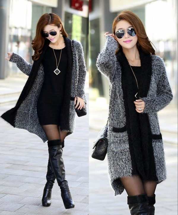 Fashion Polyester Solid Color Matching Long Sleeve Women Suits