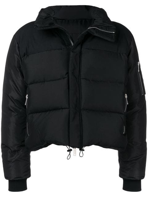 Unravel Project Oversized Padded Jacket - Farfetch