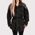 RWDZ Dark Aussie Army Studded Coat | RUNWAYDREAMZ