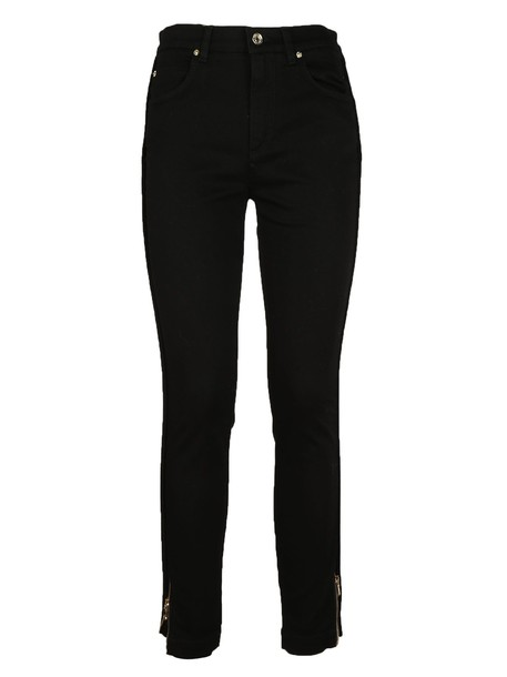 Dolce & Gabbana jeans fit black
