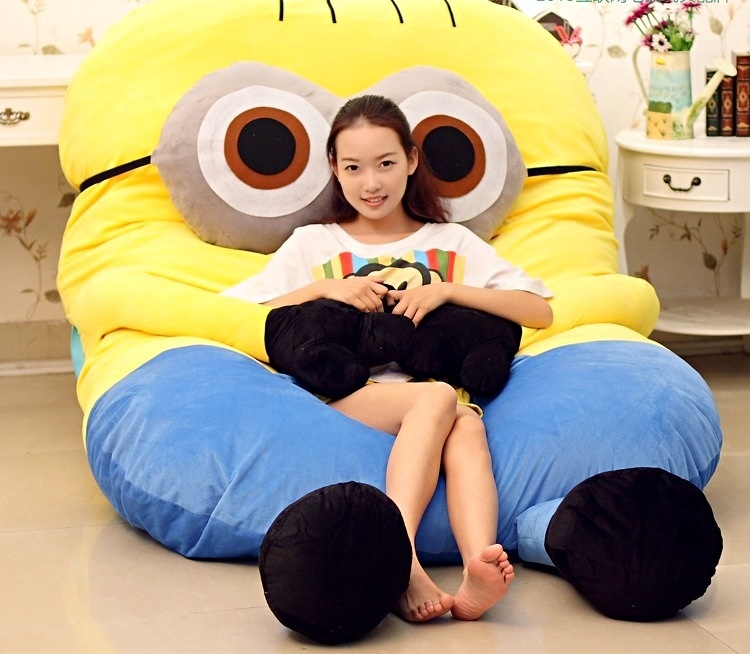Chicciho — Minions Super Giant Bed