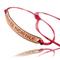 Braccialetti dell'amicizia - braccialetto personalizzato - la tua iscrizione, r - un prodotto unico di shebijou su dawanda