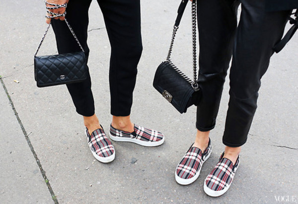 shoes soes tumblr plaid dope grunge indie