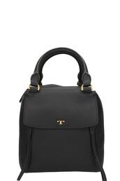 satchel,moon,bag,satchel bag,leather,black,black leather