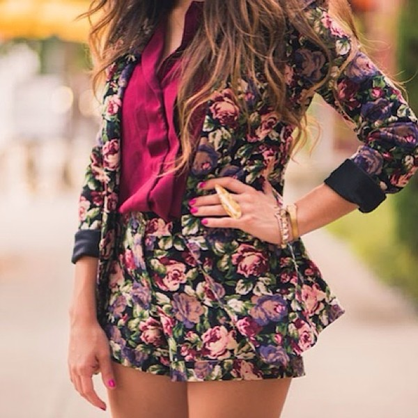 blouse shorts fall outfits