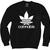 Cannabis Crewneck Sweater | intoothewearintoothewear