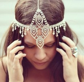 jewels,headband,boho,bohemian,head jewels,jewelry,bling