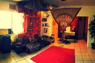 home accessory boho living room tapestry