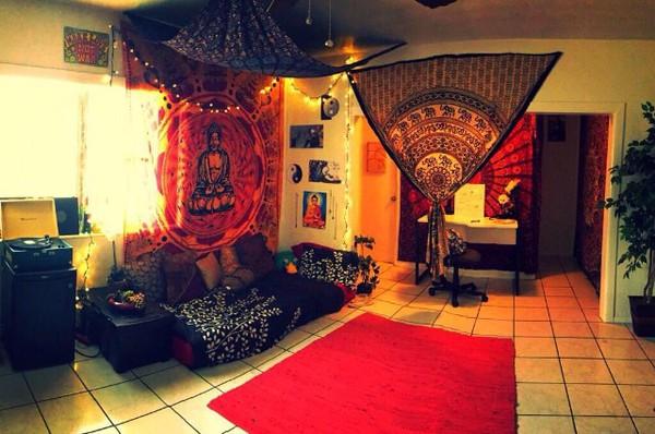 Home Accessory Boho Living Room Tapestry Wheretoget
