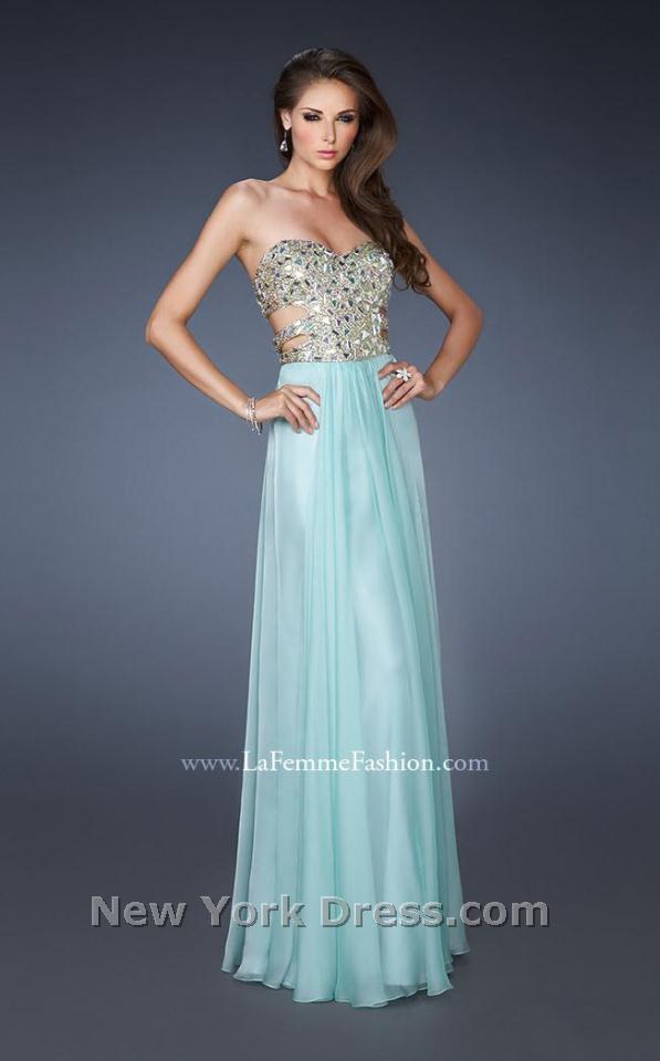 La Femme 18602 Dress - NewYorkDress.com