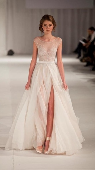 prom dress beige cream crochet dress crochet cream prom dress beige prom dress sparkly prom dress