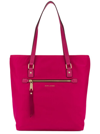 women bag tote bag purple pink